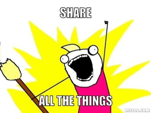 share-all-the-things